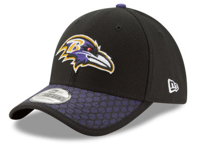 Baltimore Ravens New Era 2017 Official NFL Kids Sideline 39THIRTY Cap