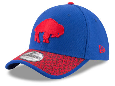 Buffalo Bills New Era 2017 Official NFL Kids Sideline 39THIRTY Cap