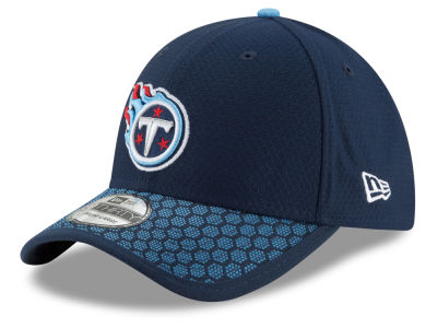 Tennessee Titans New Era 2017 Official NFL Kids Sideline 39THIRTY Cap