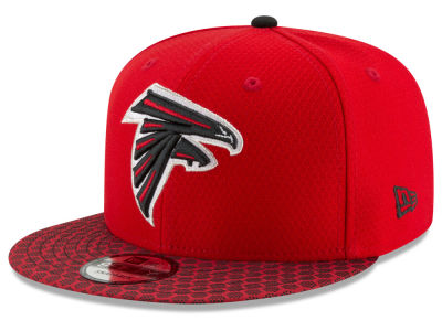 Atlanta Falcons New Era 2017 Official NFL Kids Sideline 9FIFTY Snapback Cap