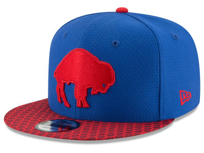 Buffalo Bills New Era 2017 Official NFL Kids Sideline 9FIFTY Snapback Cap