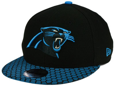 Carolina Panthers New Era 2017 Official NFL Kids Sideline 9FIFTY Snapback Cap