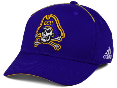 East Carolina Pirates adidas 2017 NCAA Coaches Flex Cap