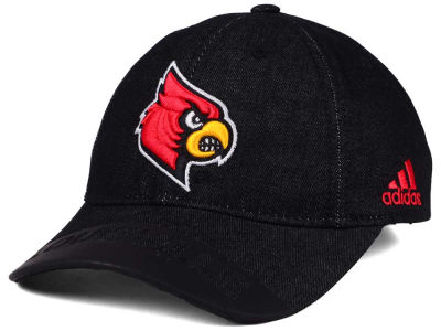 Louisville Cardinals adidas NCAA Easy Adjustable Cap