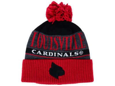 Louisville Cardinals adidas NCAA Big Word Pom Knit