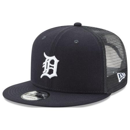 Detroit Tigers New Era MLB On Field Mesh 9FIFTY Snapback Cap