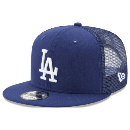 Los Angeles Dodgers New Era MLB On Field Mesh 9FIFTY Snapback Cap