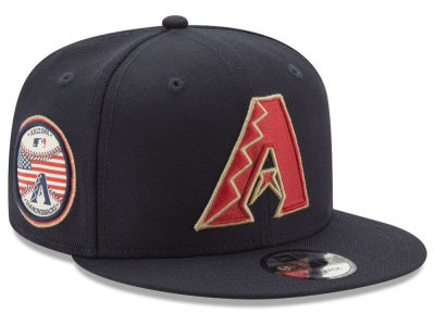 Arizona Diamondbacks New Era MLB Full Americana Patch 9FIFTY Snapback Cap