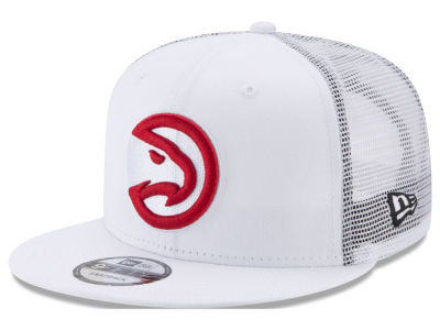 Atlanta Hawks New Era NBA Summer Time Mesh 9FIFTY Snapback Cap