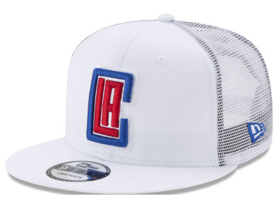Los Angeles Clippers New Era NBA Summer Time Mesh 9FIFTY Snapback Cap