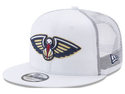 New Orleans Pelicans New Era NBA Summer Time Mesh 9FIFTY Snapback Cap