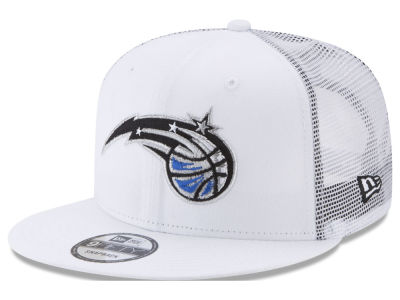 Orlando Magic New Era NBA Summer Time Mesh 9FIFTY Snapback Cap