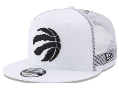 Toronto Raptors New Era NBA Summer Time Mesh 9FIFTY Snapback Cap