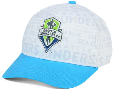 Seattle Sounders FC adidas MLS Jersey Flex Cap