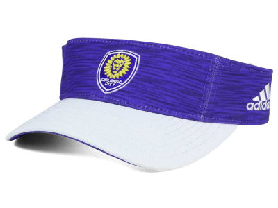 san francisco c04bb 84105 Orlando City SC adidas MLS 2017 Jersey Visor