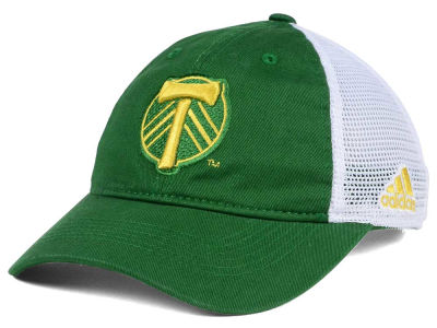 Portland Timbers adidas MLS 2017 Jersey Slouch Cap