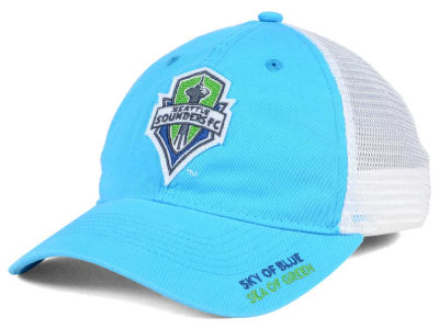 Seattle Sounders FC adidas MLS 2017 Jersey Slouch Cap