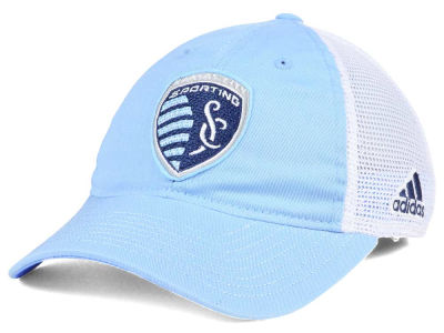 Sporting Kansas City adidas MLS 2017 Jersey Slouch Cap
