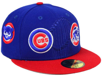 Chicago Cubs New Era MLB 2017 Chicago Cubs Custom 59FIFTY Cap