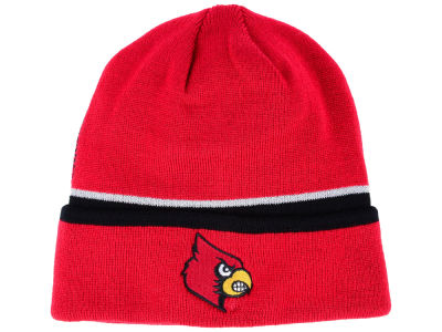 Louisville Cardinals adidas 2017 NCAA Coach Cuffed Knit
