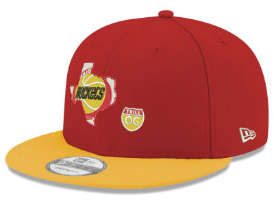 Houston Rockets New Era NE X Bun B Collection H-Town 9FIFTY Snapback Cap