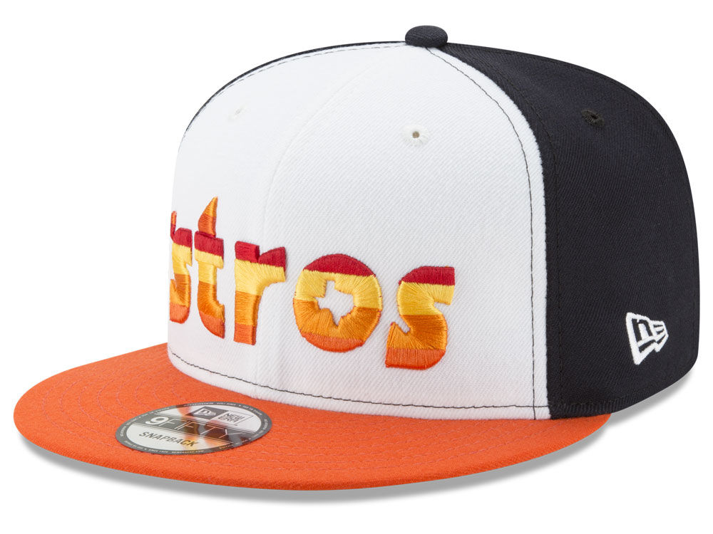 Houston Astros New Era NE X Bun B Collection H-Town 9FIFTY Snapback Cap  af3aada92f84