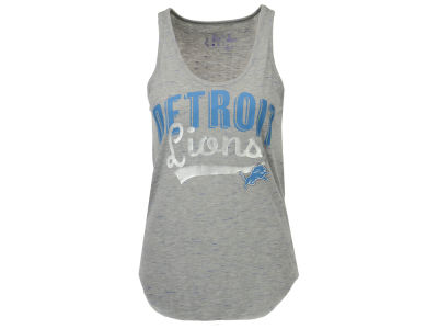 Detroit Lions Touch by Alyssa Milano NFL Women's Touch Rookie Tank