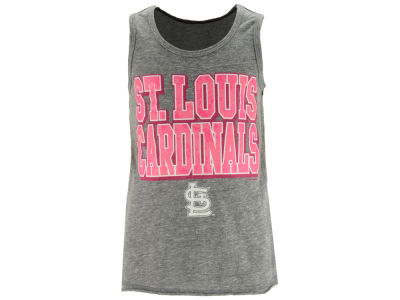 St. Louis Cardinals 5th & Ocean MLB Girls Tropical Tank