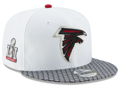Atlanta Falcons New Era NFL Super Bowl LI Opening Night 9FIFTY Snapback Cap