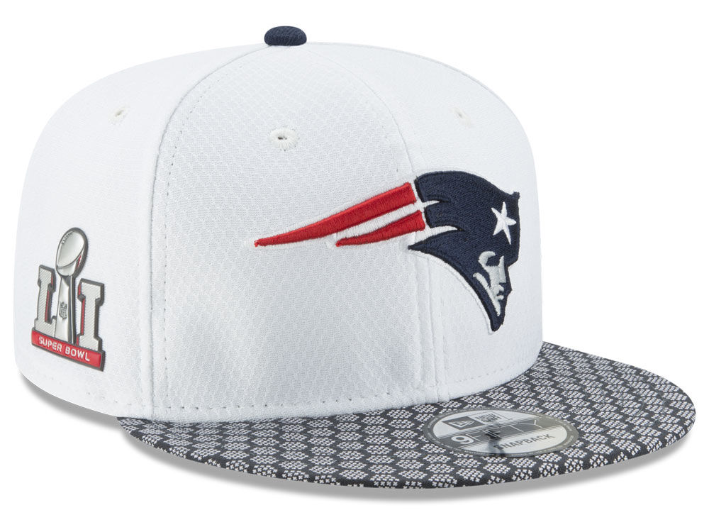 New England Patriots New Era NFL Super Bowl LI Opening Night 9FIFTY  Snapback Cap  5029ab8eb