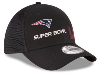 New England Patriots New Era NFL Super Bowl LI Participant 39THIRTY Cap
