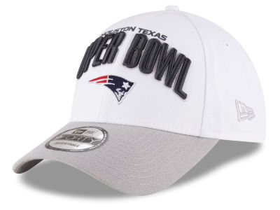 New England Patriots New Era NFL Super Bowl LI Participant 9FORTY Cap