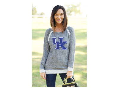 Kentucky Wildcats Gameday Couture NCAA Women's Fireside French Terry Sweatshirt