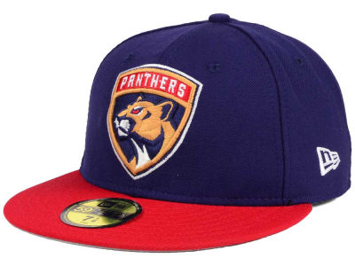 Florida Panthers New Era NHL Basic 59FIFTY Cap
