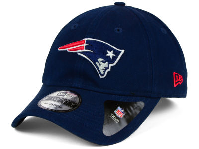 New England Patriots NFL Core Shore 9TWENTY Strapback Cap
