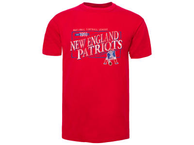 New England Patriots NFL Men's Medway Vintage T-Shirt