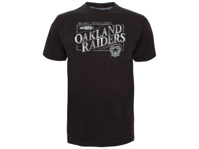 Oakland Raiders NFL Men's Medway Vintage T-Shirt