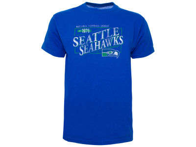 Seattle Seahawks NFL Men's Medway Vintage T-Shirt