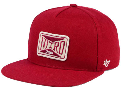 Nitro Circus Nitro Circus Patch Basic CAPTAIN Cap