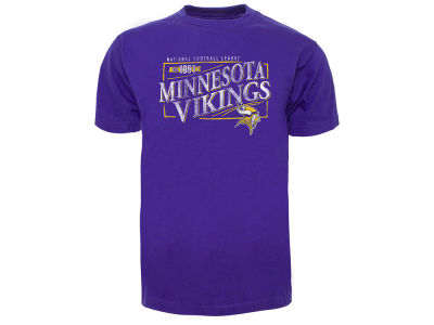 Minnesota Vikings NFL Men's Medway Vintage T-Shirt