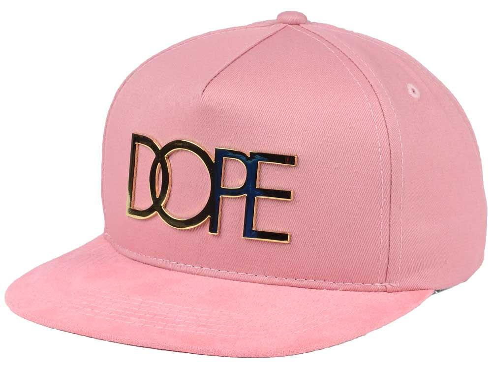 Dope Suede Brim 24K Snapback Cap 7a7ead7e31f