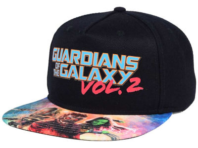 Marvel Guardians of the Galaxy VOL2 Sub Bill Snapback Cap