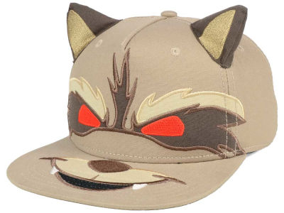 Marvel Rocket Bigface Snapback Cap