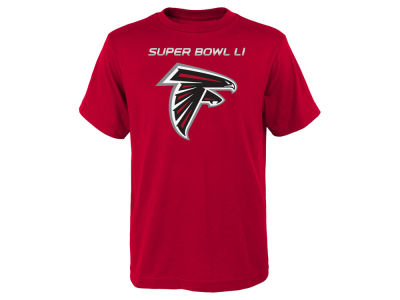 Atlanta Falcons Outerstuff NFL Youth Super Bowl LI Bound T-Shirt