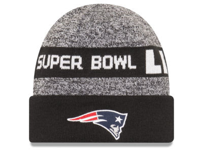 New England Patriots NFL Super Bowl LI Participant Cuff Knit