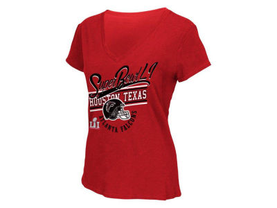 Atlanta Falcons NFL Women's Super Bowl LI Bound Touch T-Shirt