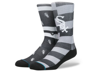 Chicago White Sox Stance MLB Splatter Crew Sock