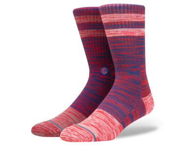 Chicago Cubs Stance MLB Greystone Crew Socks