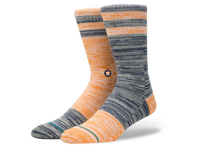 Houston Astros Stance MLB Greystone Crew Socks