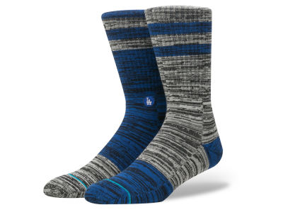 Los Angeles Dodgers Stance MLB Greystone Crew Socks